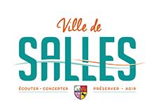 Ville de Salles